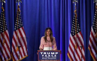 Melania Trump has been accused of plagiarising her speech again