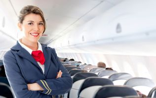 Here's how tall you have to be to be a flight attendant