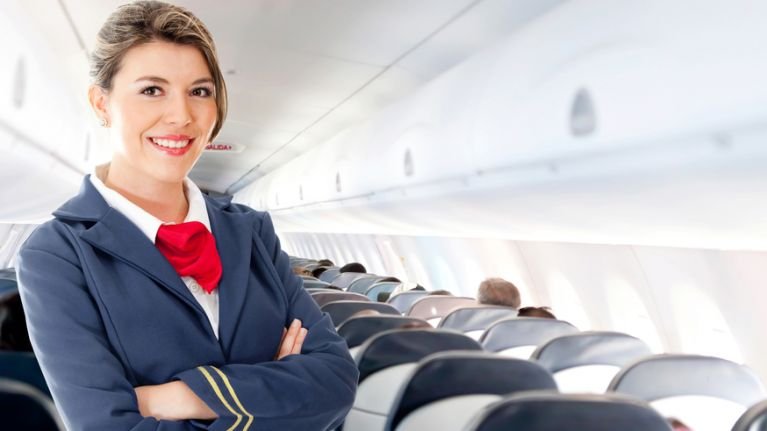 here s how tall you have to be to be a flight attendant her ie