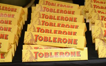 Looks like Toblerones are going back to their original (and much bigger) shape