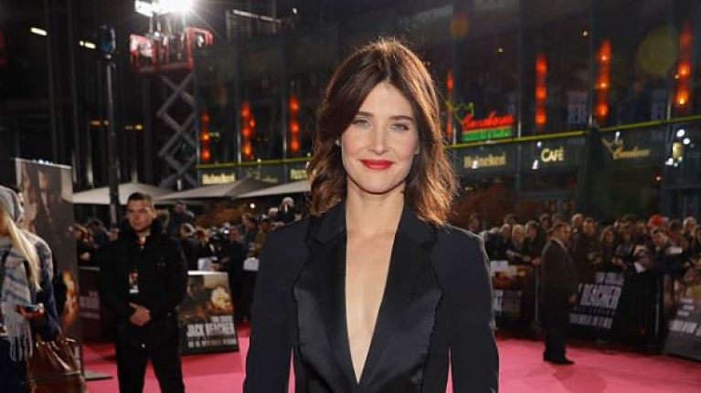 Cobie Smulders speaks out about having ovarian cancer at 25 | Her ie