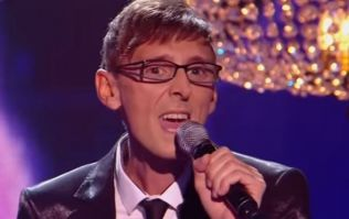 Remember X Factor's Johnny Robinson? He's back with a new song and music video