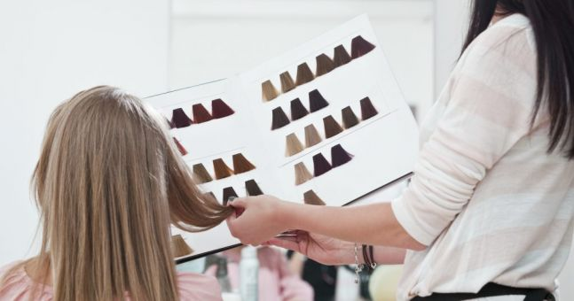 Tiger eye hair is the trend that will make you forget all about balayage