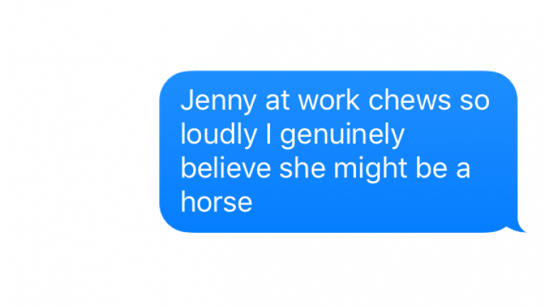 10 texts it's perfectly acceptable to send when you're in a bad mood