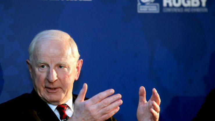 Pat Hickey is finally set to leave Brazil