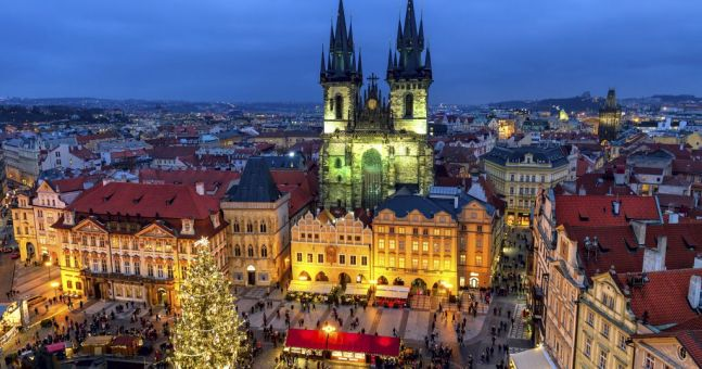 [CLOSED] Win a trip for two to the Prague Christmas markets