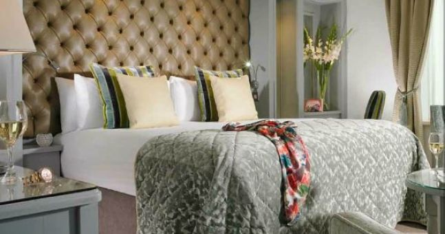 Win four amazing one-night stays at some of Ireland's top hotels