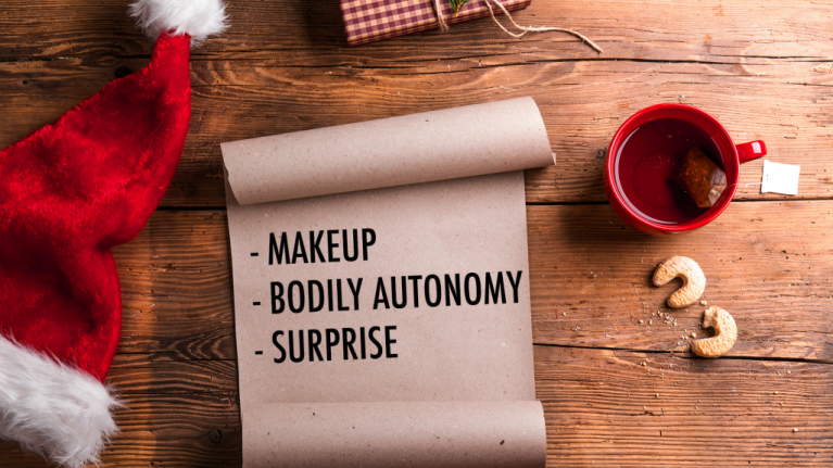 Here's what your Christmas wish list says about you