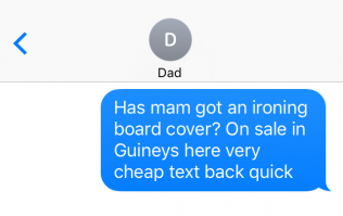 12 texts that are perfectly acceptable to send your family before Christmas
