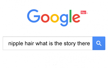 18 embarrassing things we're all guilty of Googling