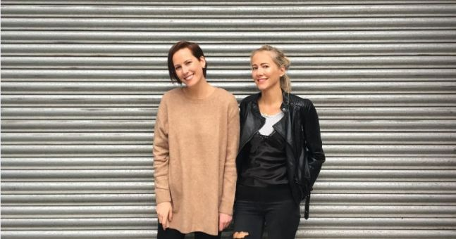 These Galway girls had a unique approach to starting their business and it paid off