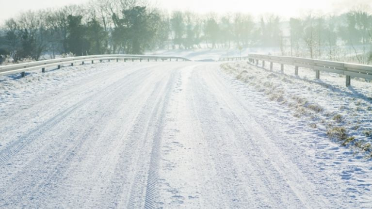 This could suggest that we\'re going to have a White Christmas across ...