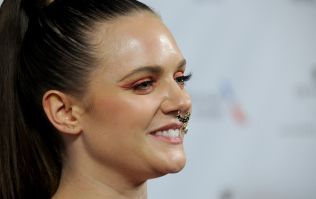 Singer Tove Lo's 'uterus' dress has divided the internet