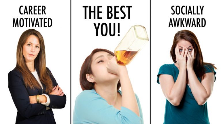 6 versions of yourself you always turn into at the work Christmas party