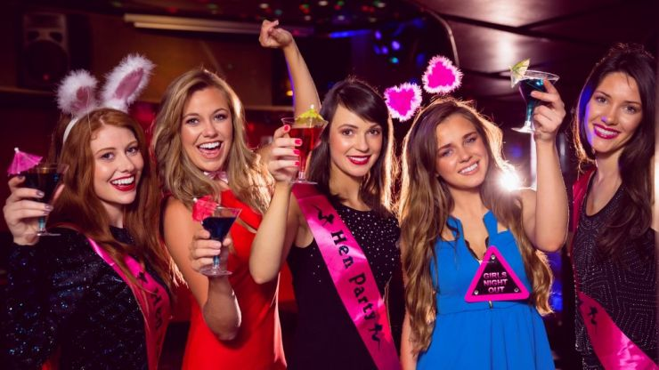 These are the 5 most popular hen party activities