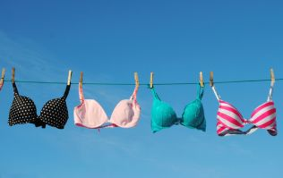 This is how often you should actually be washing your bra