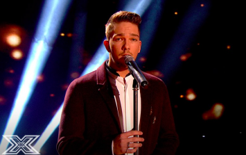Matt Terry says Simon Cowell hasn't talked to him since X Factor