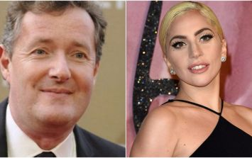Lady Gaga agrees to interview with Piers Morgan after he dismissed rape claims