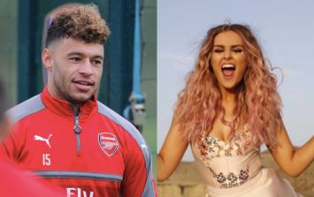 Perrie Edwards makes adorable gesture towards new beau Alex Oxlade-Chamberlain