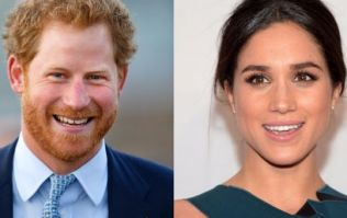 Here's what Queen Elizabeth said about Prince Harry's relationship with Meghan Markle