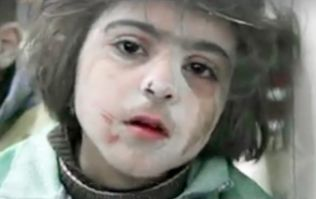 Please watch this video and take time to raise awareness of the ongoing atrocities in Syria