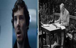Researchers find Benedict Cumberbatch is amazingly related to Sherlock Holmes creator