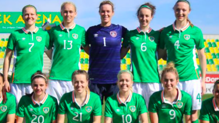 """...the dirt on the FAI's shoe"" - Irish National Women's team highlights appalling treatment"