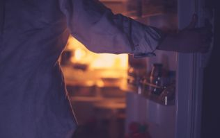 There's one food group you should always avoid before bed