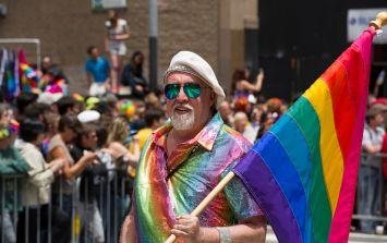 LGBT rainbow flag creator Gilbert Baker dies aged 65