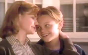 We can't get enough of a young Leonardo DiCaprio advertising cheese in the 80's