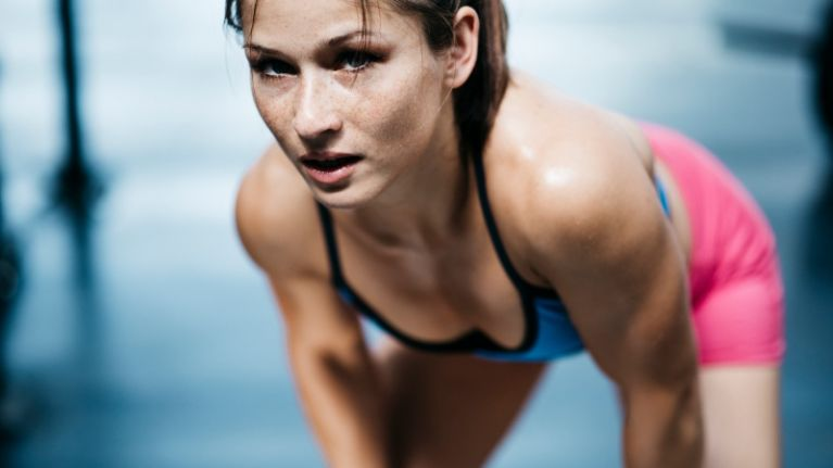 Planning on working out this morning? Here's how to calm that red-faced glow