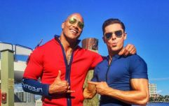 The Rock defends Baywatch flick after dismal US reviews