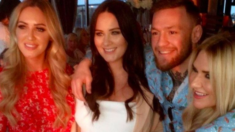 Conor Mcgregor And Dee Devlin S Baby Shower Looks Better Than Most