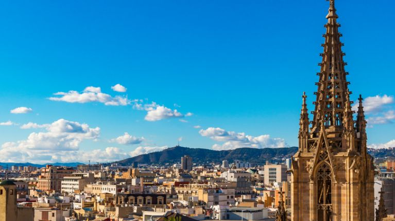 The one street you HAVE to visit in Barcelona