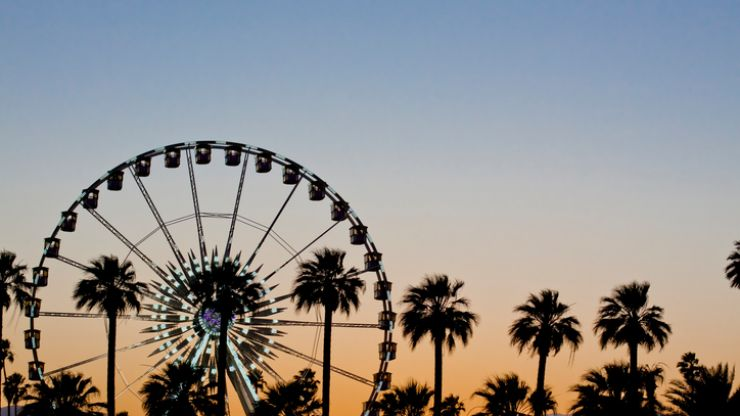 You can watch Coachella from the comfort of your own home