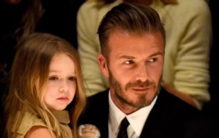 Harper Beckham rated as more 'socially powerful' than Meghan and Harry