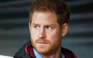 Prince Harry has opened up about his mental health struggle