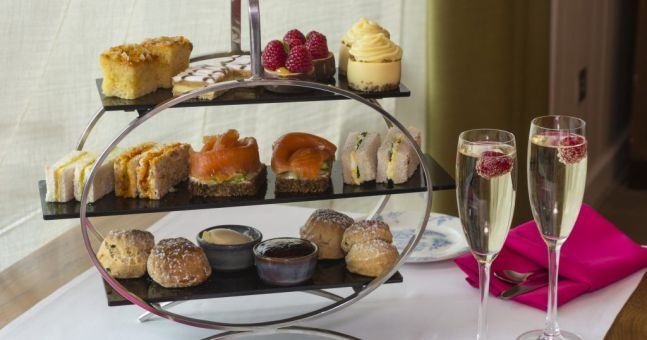 We're giving away a Fancy Pants Afternoon Tea at the Morrison to one lucky hen party