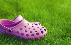 Wedding Crocs are a thing, apparently