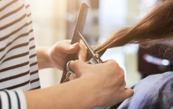 One Irish salon has stopped charging women more to get their hair cut
