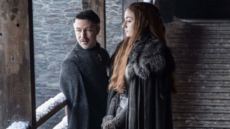 The tragic detail you may have missed in Sansa's Game of Thrones costume