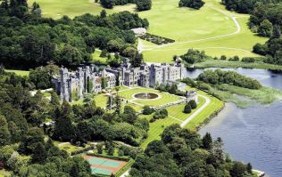 Here's everything we know about Rory McIlroy's Ashford Castle wedding