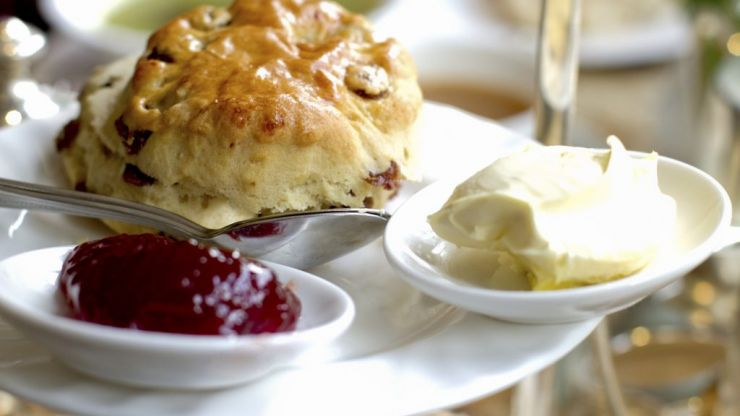The Great Scone Map shows how people pronounce 'scone' differently