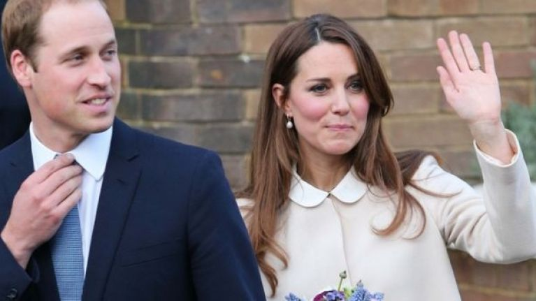 This is what Prince William and Kate order from the takeaway