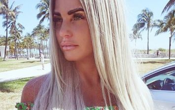 Katie Price wants to change her daughter's name