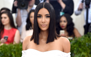 The cheap and cheerful secret to Kim K's sleek new do