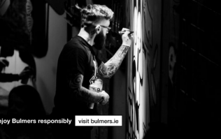 There's going to be an insanely cool graffiti wall at Bulmers Forbidden Fruit