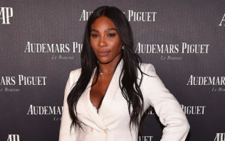 'I'm not the marrying type': Serena Williams is far from the blushing bride