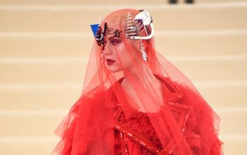 Everyone missed the hidden message on Katy Perry's Met Gala dress