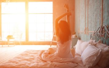Here's what happens if you don't wash your bed sheets once a week